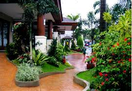 Basic Backyard Landscaping Ideas by Simple Garden Landscape Designs From Primescape Philippines