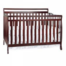 Convertible Sleigh Bed Crib Liberty 5 In 1 Convertible Crib On Me