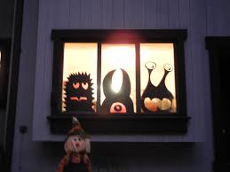 simple halloween decorations for outside halloween homemade