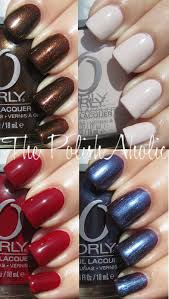 the polishaholic orly dark shadows collection swatches