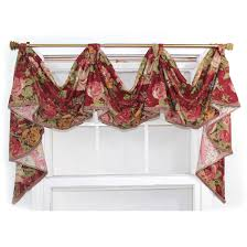 rlf home valances u0026 scarves sears