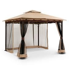jennings outdoor furniture gazebo with screen furniture com