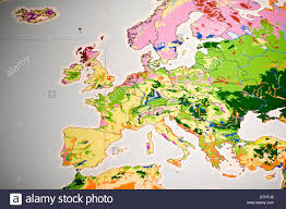 Maps Of Europe by Map Of Europe Stock Photos U0026 Map Of Europe Stock Images Alamy