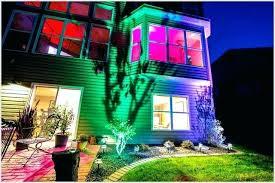 Colored Led Landscape Lighting Color Led Landscape Lighting Deck Post Brass Metal Landscape Light