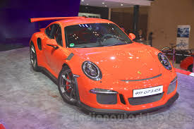 porsche gt3 rs orange porsche cayman gt4 and porsche 911 gt3 rs giias 2015 live
