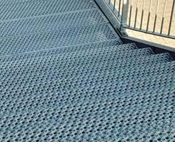 anti skid stair treads anti slip and self cleaning