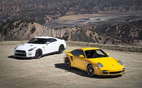 Nissan Gtr 2013 - 2013 nissan gt r black edition vs 2012 porsche 911 turbo s