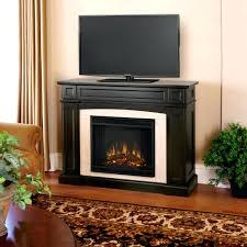 fireplace tv console combo stand costco corner walmart 342