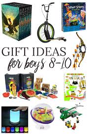 Gift Ideas For 8 Year Old Boy
