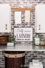 Laundry Room Decorating Ideas by Best 25 Laundry Folding Tables Ideas On Pinterest Kids Folding