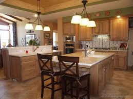 oak kitchen design ideas arts and crafts kitchens pictures and design ideas