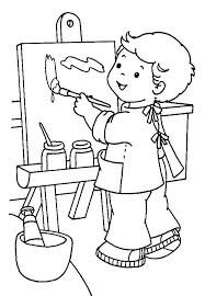 paint coloring pages 60 free coloring kids paint