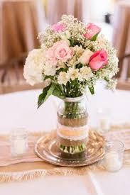 Vintage Wedding Centerpieces Shabby Chic Selber Machen Der Romantik Look Für Zuhause Wedding