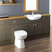Bathroom Fitted Furniture Inspiring Solid Oak Bathroom Furniture With Bathcabz Bathroom
