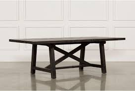 jaxon extension rectangle dining table living spaces