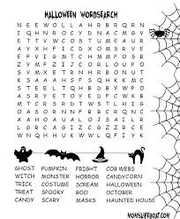 halloween word search halloween word search halloween words and