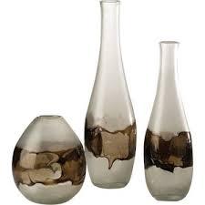 Large Glass Floor Vase Modern Vases Allmodern