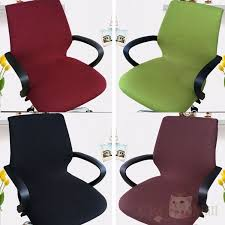 computer chair cover arm chair cover three sizes office computer chair cover side