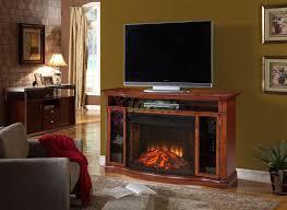 Dimplex Fireplace Media Console Plush Tv Cabinet With Fireplace Electric Fireplaces Tv Media