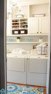 Remodelando La Casa Old Stone by Remodelando La Casa Laundry Room Mini Makeover