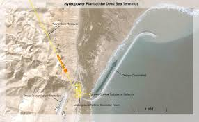 Dead Sea Map Deadseapower Com Project Review