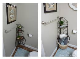 Before And After Organizing by Impress Your Guests With An Organized Bathroom Organizing Homelife