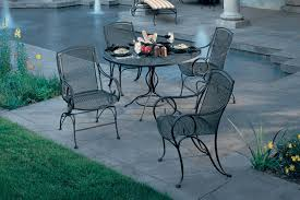Shop Outdoor Furniture by Shop Outdoor Furniture By Material Aluminum Wrought Iron Wicker
