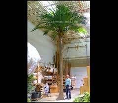 outdoor palm tree l outdoor coconut palm trees manufactured by commercial silk int l are