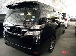 kereta vellfire 2013 toyota vellfire for sale in malaysia for rm173 000 mymotor