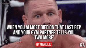 Workout Partner Meme - motivation gifs