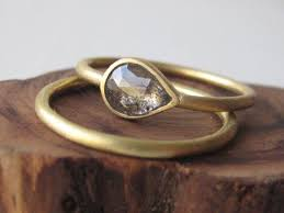 artisan engagement rings 11 best rustic ethical rings images on