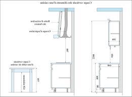 hauteur meubles haut cuisine hauteur entre plan de travail et meuble haut 48123 klasztor co