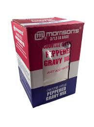 amazon com morrison u0027s country style gravy mix 3 1 5 lb brown