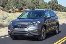 honda crv navigation review 2016 honda cr v car review autotrader