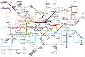 My Subway Map by The Science Of A Great Subway Map