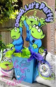 delux toy story buzz lightyear birthday centerpiece cricut ii