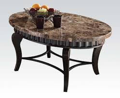 modern oval marble top coffee table chocoaddicts com
