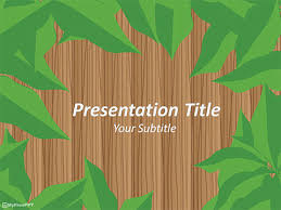 download ready to use free jungle safari powerpoint template