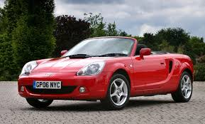 mr2 toyota mr2 roadster review 2000 2006 parkers