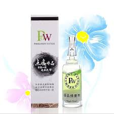 tattoo care essential oils ice crystals repairing eyebrow lip eyeliner freckle lip care skin