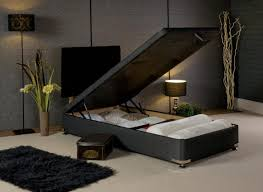 ottoman bed single ottoman storage bed let us furnish