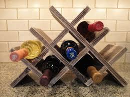 wood wine rack table amazing 30 wooden balancing wine rack wine
