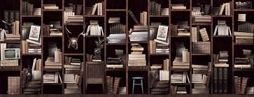 Free Bookshelves Bookshelf Wallpapers Reuun Com