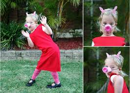 Toddler Pig Costume Halloween 17 Peppa Pig Costume Ideas Images Pig Costumes