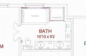 bathroom design floor plans 3 ways to do bathroom floor plans sketches renovation junkies realie