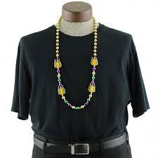 mardi gras vest mardi gras vest bead necklace pst1948 mardigrasoutlet
