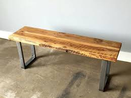 U Shaped Table Legs Wood And Metal Bench U2013 Amarillobrewing Co