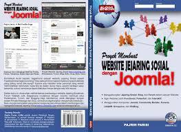 membuat web interaktif proyek membuat website jejaring sosial dengan joomla