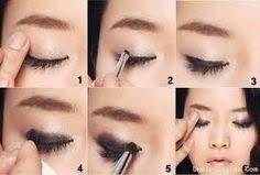 tutorial make up mata sipit ala korea inilah tips merias mata dan cara menghias mata yang sipit agar