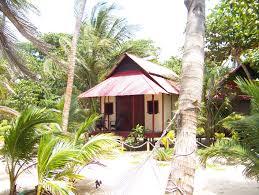 my tripadvisor post of little corn beach bungalows where we stayed
